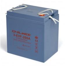 Тяговый Аккумулятор Cilwee 3-EVF-200A