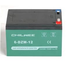 Тяговый Аккумулятор Cilwee 6-DZM-12