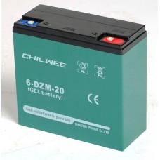 Тяговый Аккумулятор Cilwee 6-DZM-20