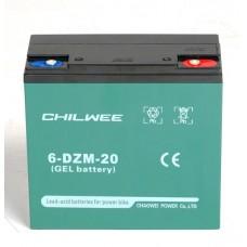 Тяговый Аккумулятор Cilwee 8-DZM-20