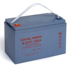 Тяговый Аккумулятор Cilwee 6-EVF-100A