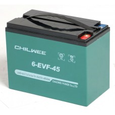 Тяговый Аккумулятор Cilwee 6-EVF-45