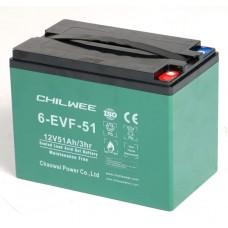 Тяговый Аккумулятор Cilwee 6-EVF-51