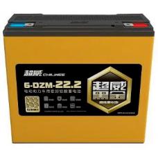 Тяговый Аккумулятор Cilwee 6-DZF-22 BG