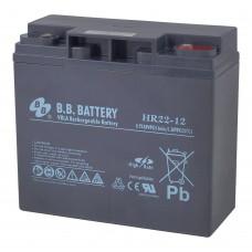 BB Battery HR 22-12
