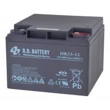 BB Battery HR 33-12