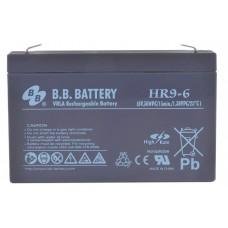 АКБ BB Battery HR 9-6