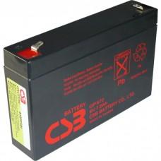 АКБ CSB GP 672