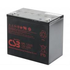 АКБ CSB GPL 12520