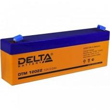 АКБ DELTA DTM 12022