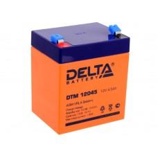 АКБ DELTA DTM 12045