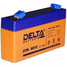 АКБ DELTA DTM 6012