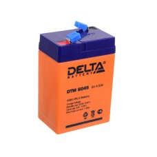 АКБ DELTA DTM 6045
