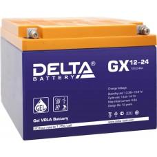 DELTA GX 12-24
