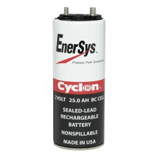 EnerSys Cyclon Battery - 2V 25AH BC Cell