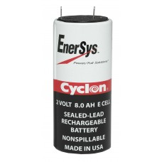 EnerSys Cyclon Battery - 2V 8.0AH E Cell