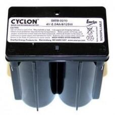 EnerSys Cyclon Monobloc Battery 4V 8.0Ah
