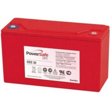 АКБ EnerSys PowerSafe SBS 30