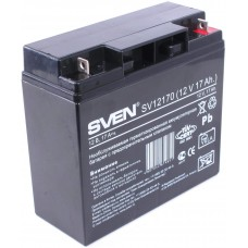 АКБ SVEN SV 12170 (12V 17Ah), T1