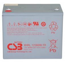 АКБ CSB XHRL12360W
