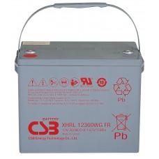 АКБ CSB XHRL12360WG