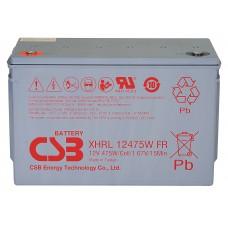 АКБ CSB XHRL12475W