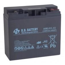 BB Battery HRL 22-12