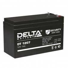 АКБ DELTA DT 1207