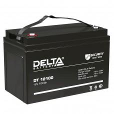 АКБ DELTA DT 12100