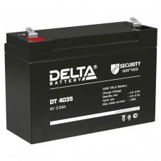 АКБ DELTA DT 4035