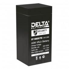 АКБ DELTA DT 6023