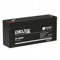АКБ DELTA DT 6033