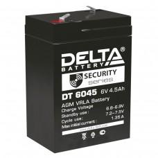 АКБ DELTA DT 6045