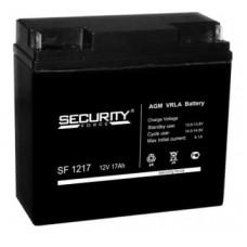 АКБ Security Force SF 1217