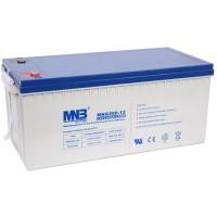 АКБ MNB MNG 200-12