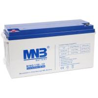 АКБ MNB MNG 150-12