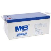 АКБ MNB MNG 250-12