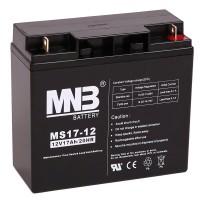 АКБ MNB MS17-12