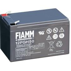 АКБ FIAMM 12FGH50