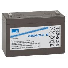 АКБ SONNENSCHEIN a504/3.5 S