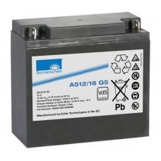 АКБ SONNENSCHEIN a512/16.0 G5