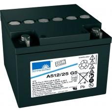 АКБ SONNENSCHEIN a512/25.0 G5