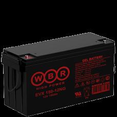 АКБ WBR EVX150-12NG