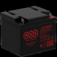 АКБ WBR EVX45-12G