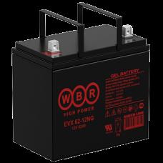 АКБ WBR EVX62-12NG
