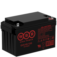 АКБ WBR EVX65-12G