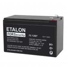 АКБ ETALON FS 1207