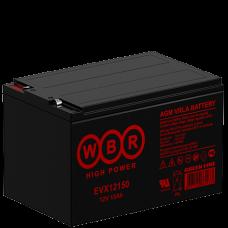 АКБ WBR EVX12150