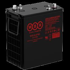 АКБ WBR EVX6-275C2