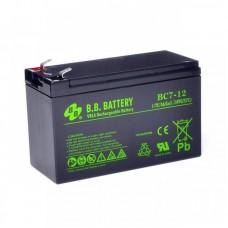 АКБ BB Battery BC 7-12
